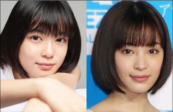 吉田美月喜と広瀬すずは似ている?
